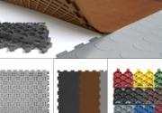 Модульные промышленные, уличные и входные покрытия