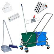 Комплект для мытья пола CleanFLoor Econom Eco -2