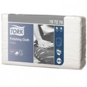 Tork нетканый материал для полировки в салфетках