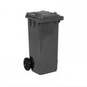 Бак на колесах, для мусора, 120л