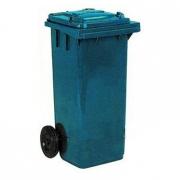 Бак на колесах, для мусора, 240л