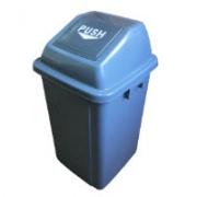 Корзина для мусора с плавающей крышкой