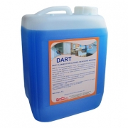 Профессиональное моющее средство для удаления чернил, отпечатков пальцев и прочих загрязнений со стекол, зеркал, столов, мониторов, клавиатур и т.п. Dart