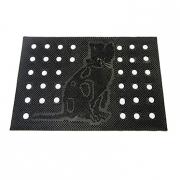 Входной резиновый коврик Cat