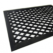 Входной резиновый коврик Grate