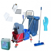 Комплект для уборки полов CleanFLoor Complex