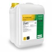 Профессиональное моющее средство FL-FOURCOVER для мытья полов из ламината, паркета, линолеума и наливных напольных покрытий