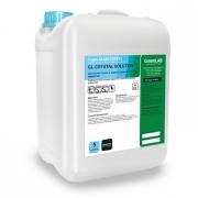 Профессиональное моющее средство GL-CRYSTAL SOLUTION для мытья стекол и зеркал с антистатическим эффектом