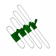 Флаундер складной зелёный