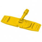 Универсальный держатель мопа (флаундер) Premium желтый