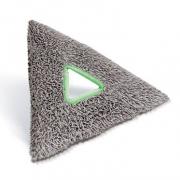 Треугольная профессиональная насадка из микрофибры Stingray