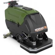 Аккумуляторные поломоечные машины KODIAK с дисковыми щетками