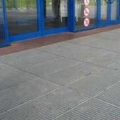 Входная грязезащитная решетка, ячейка 33х11, высота 30 мм