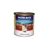 Мастика для шпатлёвки полов из мрамора и камня Master Block