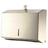 Диспенсер для бумажных полотенец, металл хром арт.20.499