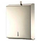 Диспенсер для бумажных полотенец, металл хром арт.20.488